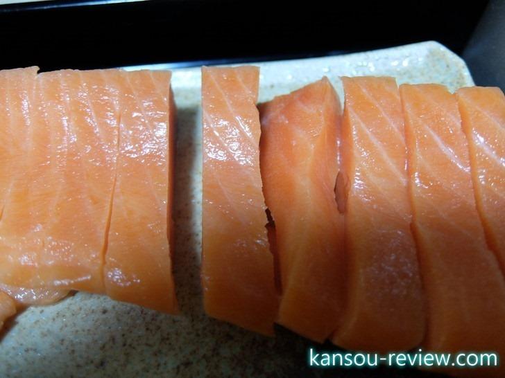 「3つ星 ビストロ NE-BS605/パナソニック」レビュー ~レシピ5 冷凍の刺身を解凍~