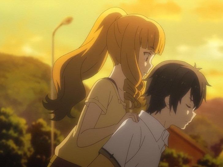 アニメ全話レビュー「この世の果てで恋を唄う少女YU-NO 第08話「燕雀いずくんぞ」」