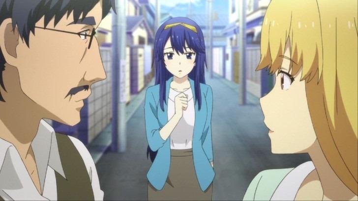 アニメ全話レビュー「この世の果てで恋を唄う少女YU-NO 第17話「青く儚き思い」」