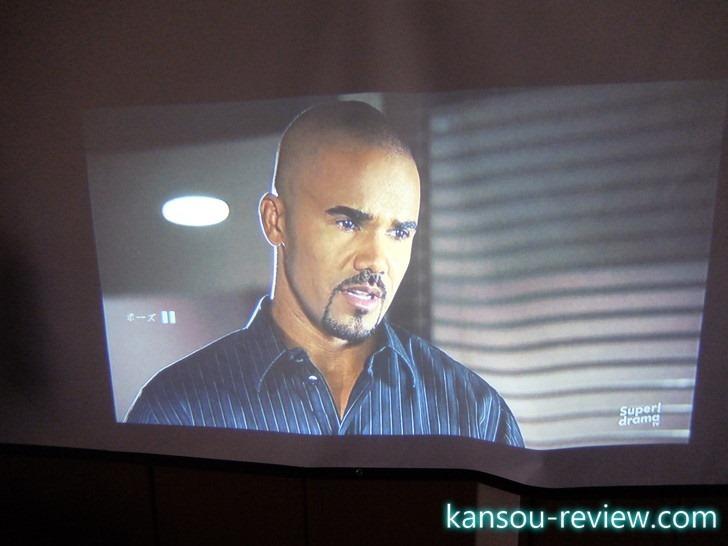 「プロジェクタースクリーン JP-JS100-1/NIERBO-ColorfulLife」レビュー ~コンパクトなプロジェクタースクリーン~