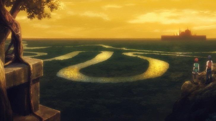 アニメ全話レビュー「この世の果てで恋を唄う少女YU-NO 第23話「風の吹く帝都」」