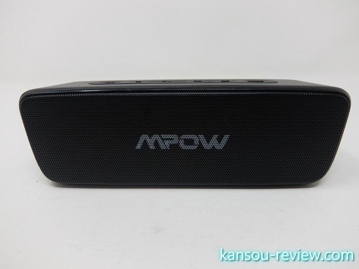 「スピーカー BH264A/Mpow」レビュー ~防水性に優れたスピーカー~