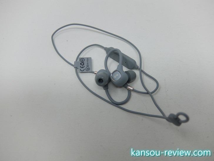 「Bluetooth ヘッドセット EP-B80-Grey/AUKEY」レビュー ~全ての面で高品質~