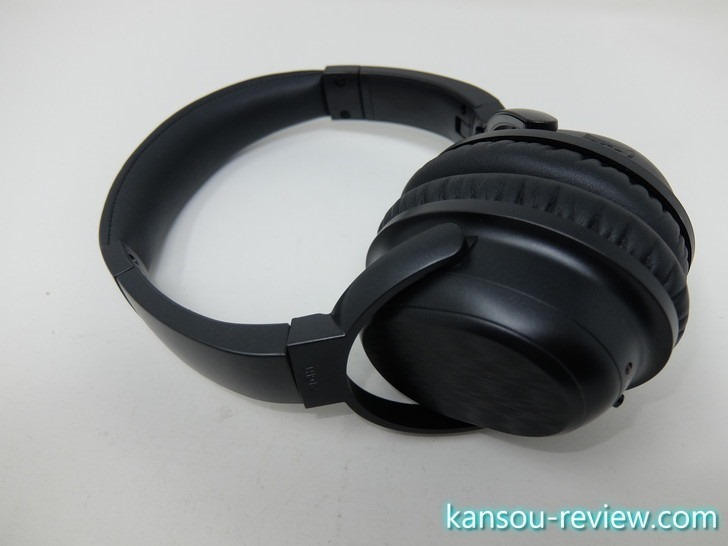 「ワイヤレスヘッドホン BH820/MONICE」レビュー ~安価ながら機能が充実~