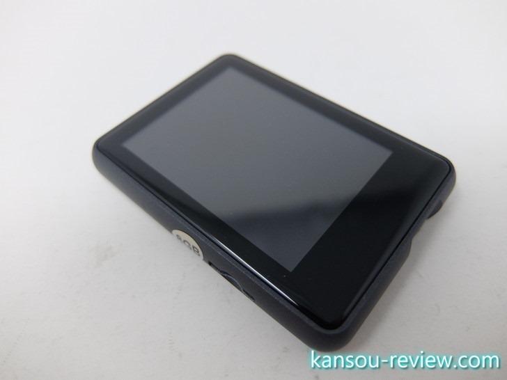 「オーディオプレイヤー RA-MP3-S/Rakuya」レビュー ~小型で全画面タッチ操作が可能~