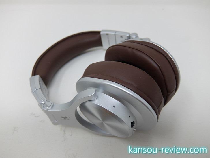 「ワイヤレスヘッドホン FuSion A7/OneOdio」レビュー ~使用シーンが広いヘッドホン~