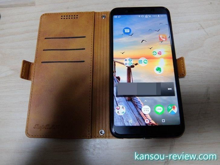 「スマートフォン Zenfone Max Pro M1 (ZB602KL)/ASUS」レビュー その1 ~1日使ってみて~