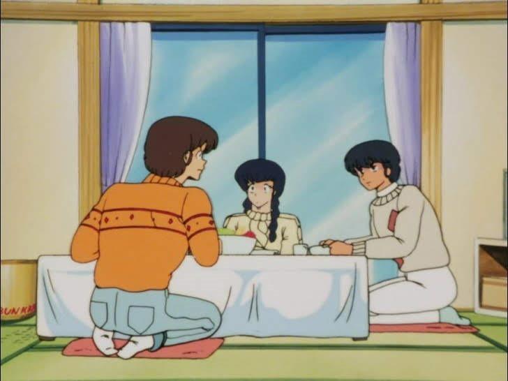 アニメ全話レビュー「めぞん一刻 第16話 「お見舞いパニック!倒れても好きな人」」