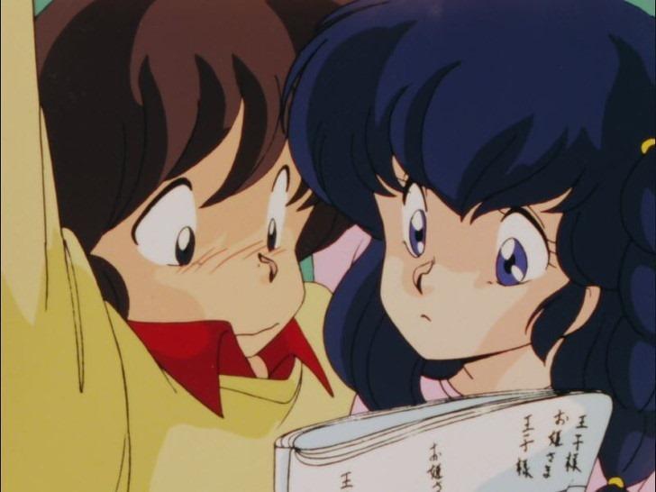 アニメ全話レビュー「めぞん一刻 第15話 「あぶない二人の人形劇!僕もうダメです」」
